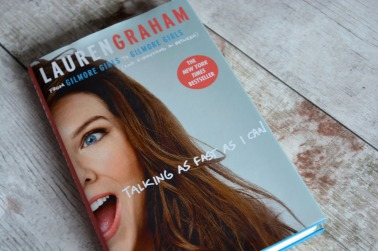 Lauren Graham's Talking As Fast As I Can
