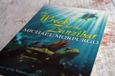 Michael Morpurgo's The Wreck of the Zanzibar