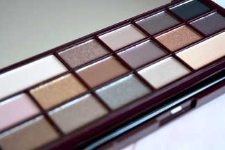 Death By Chocolate Palette Shades