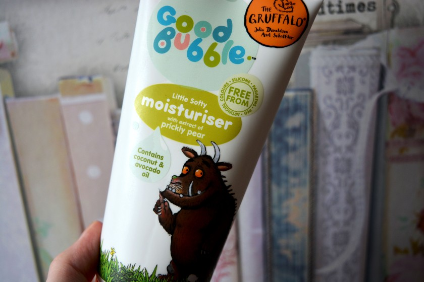 Good Bubble Moisturiser