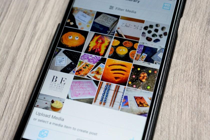 Social Media, Instagram, Schedule,